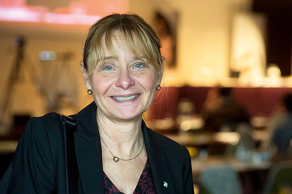 Susanne Lövgren, Föräskringskassan.
